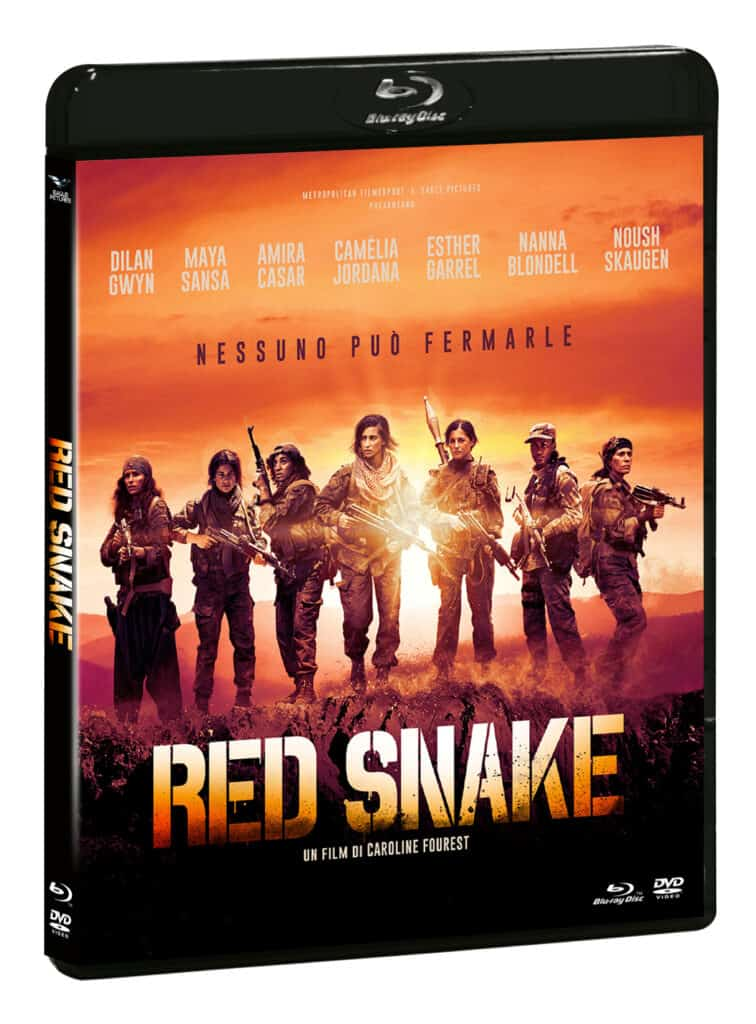 Red Snake Home Video