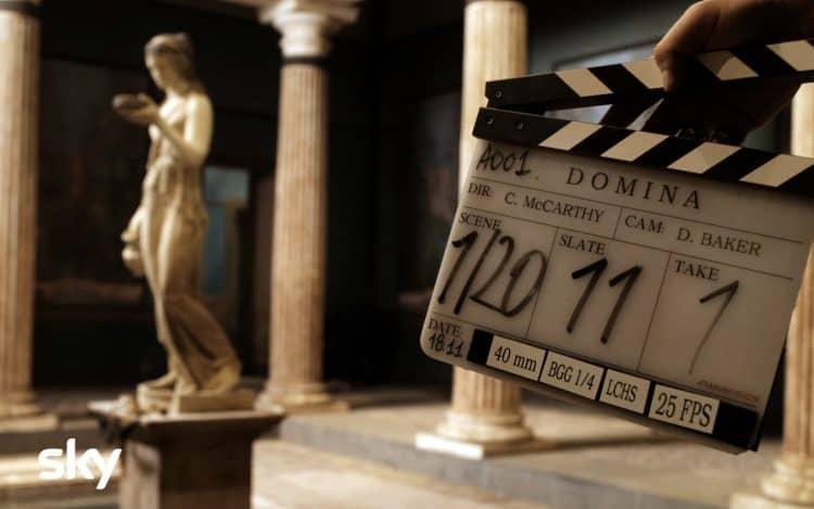 Photo of Domina: riprendono le riprese della serie Sky