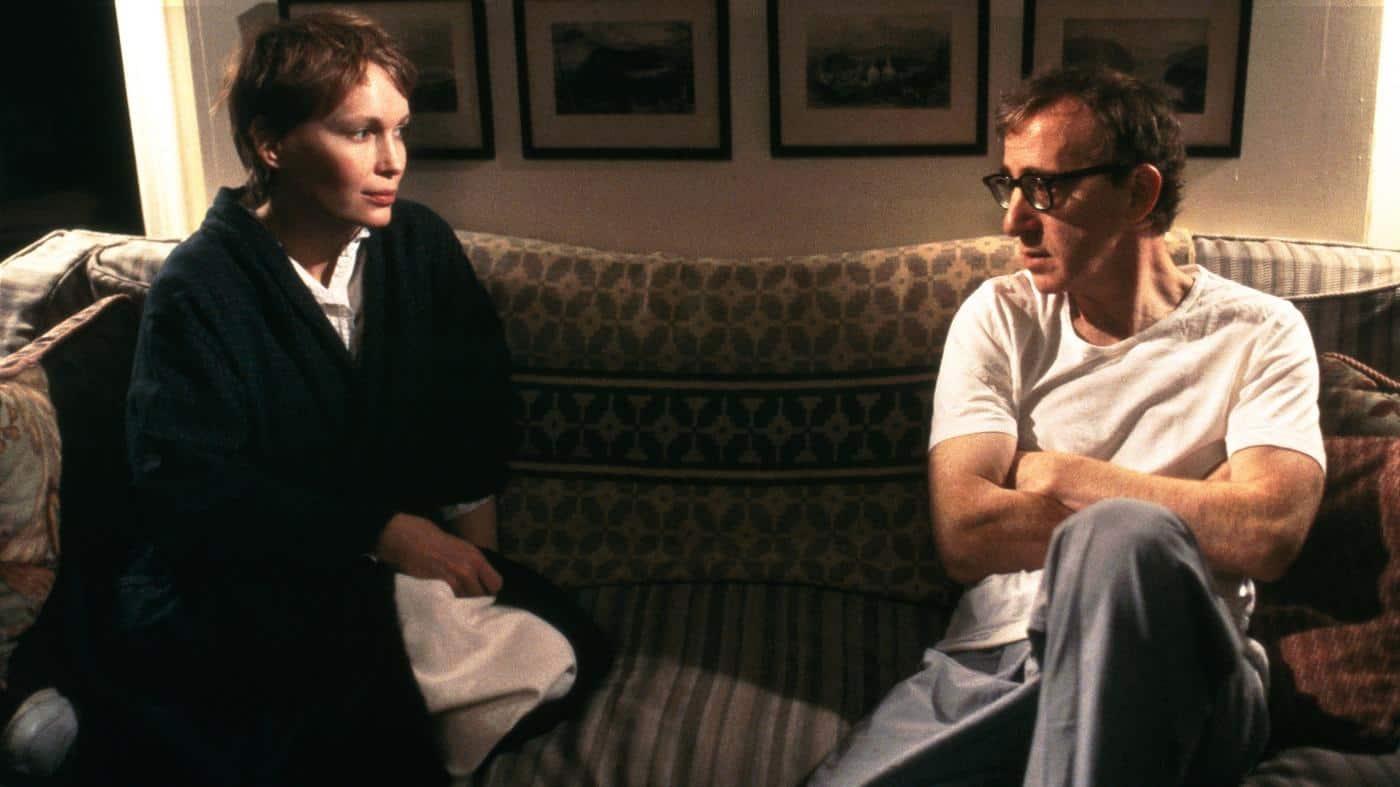 Mariti e moglie analisi e spiegazione del film si Woody Allen