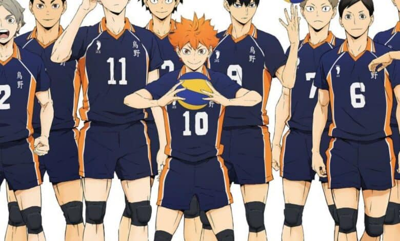 Photo of Haikyu To the Top: presentati opening ed ending dell'anime
