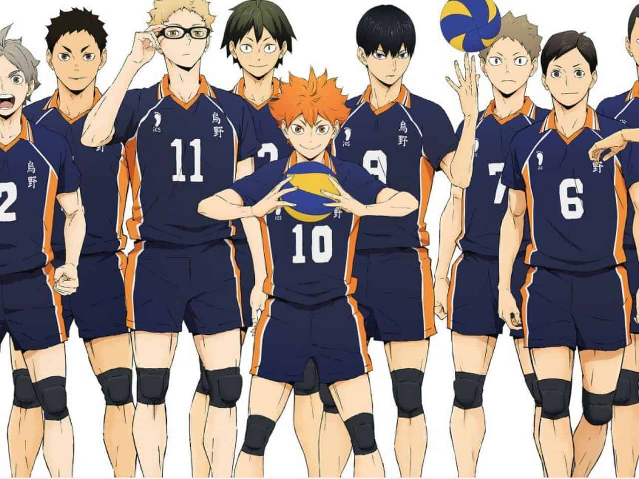 haikyu to the top trailer