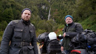 Photo of Long Way Up: Ewan McGregor di nuovo in sella nella serie Apple+