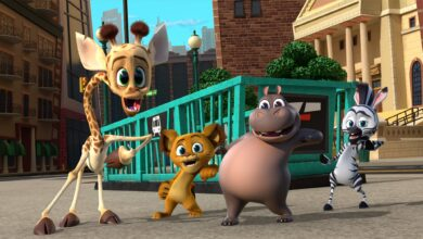 Photo of Madagascar: A Little Wild – il trailer della serie animata DreamWorks