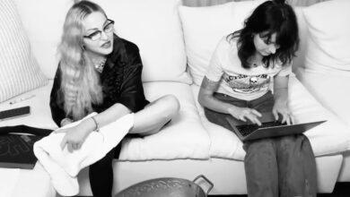 Photo of Madonna è al lavoro su una sceneggiatura con Diablo Cody