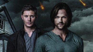 Photo of Supernatural 15: Jared Padalecki e Jensen Ackles commossi per il finale