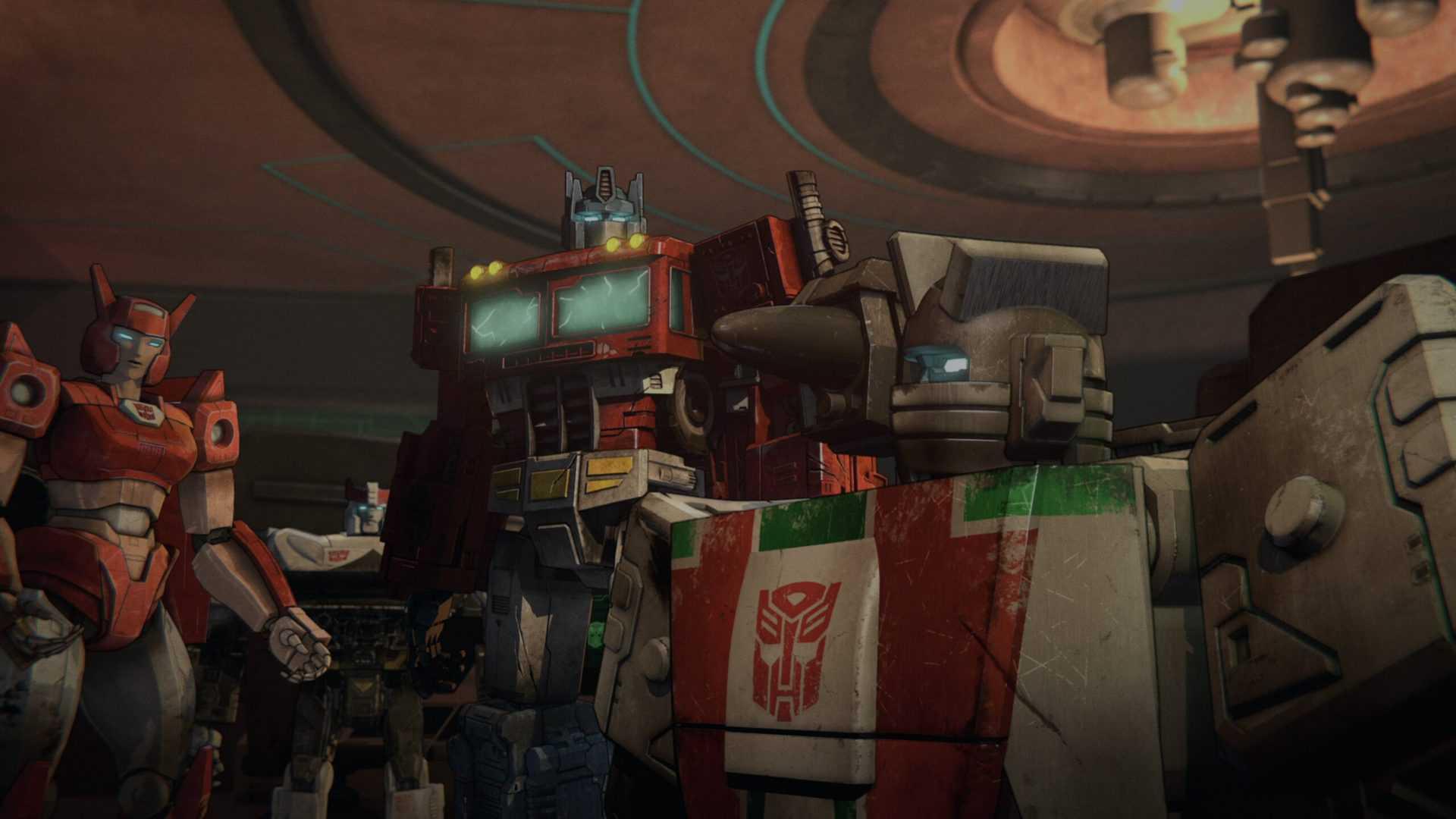 Transformers: War of Cybertron - Rooster Teeth studio