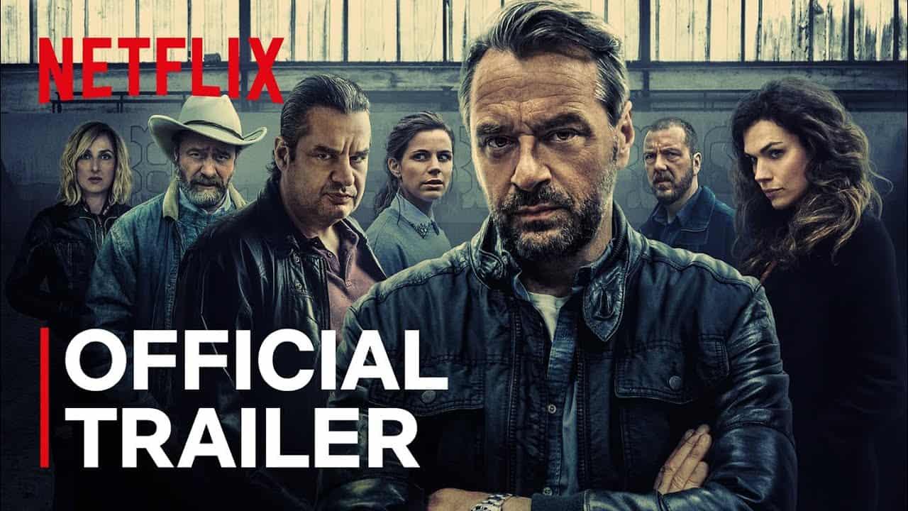 undercover seconda stagione trailer