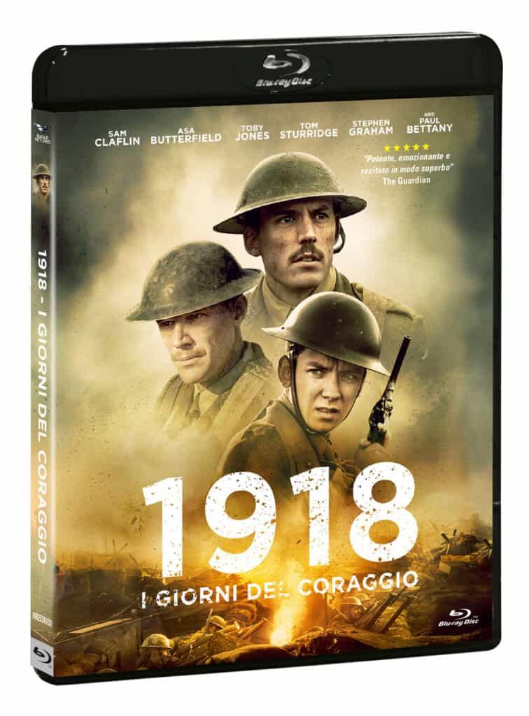 1918 i giorni del coraggio home video
