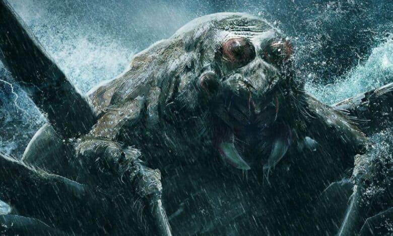 Photo of Abyssal Spider: il trailer del monster-movie con tarantole giganti
