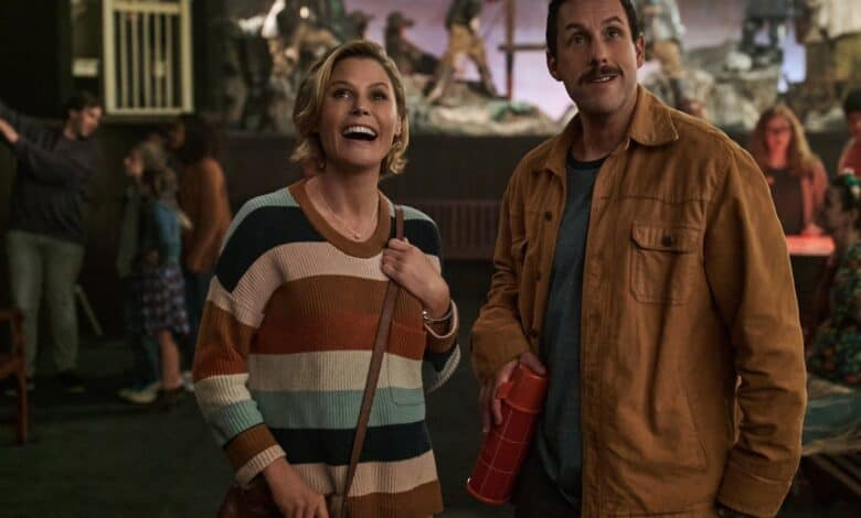 Photo of Hubie Halloween: le prime foto del film Netflix con Adam Sandler