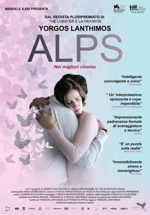 alps poster lanthimos