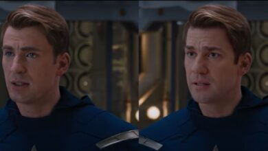 Photo of Captain America: John Krasinski diventa Steve Rogers in un video deepfake