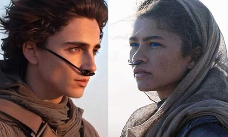 Photo of Dune: Zendaya elogia il talento di Timothée Chalamet