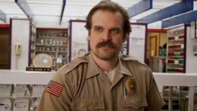 Photo of I Simpson: David Harbour guest star nella 32esima stagione