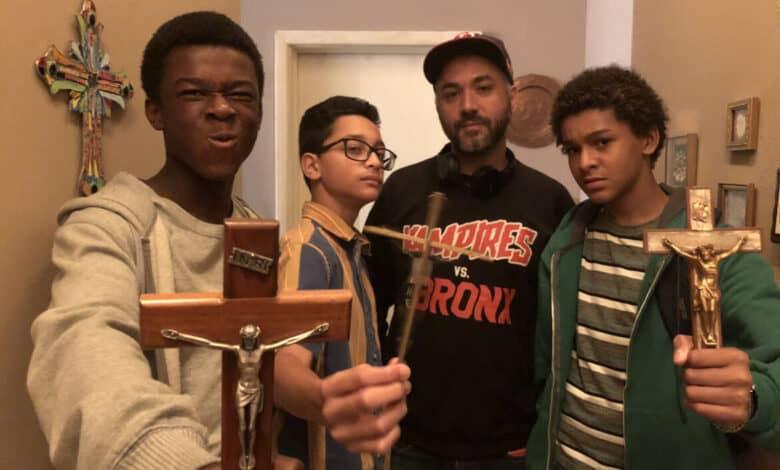 Photo of Vampires vs. The Bronx: il trailer della commedia horror Netflix