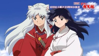 Photo of Yashahime: Princess Half-Demon – il trailer del primo episodio del sequel di Inuyasha