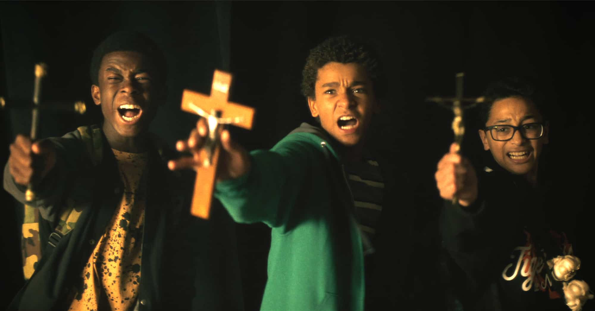 Vampires and The Bronx recensione film