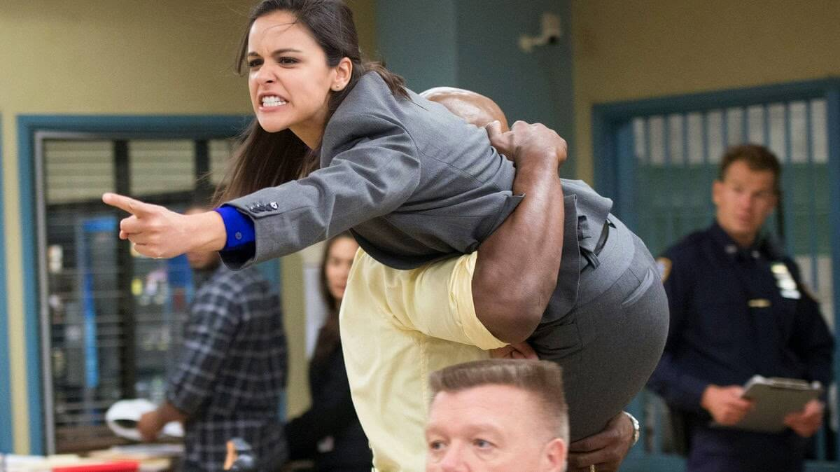 Quiz Brooklyn 99