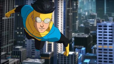 Photo of Invincible: il teaser trailer della serie animata Amazon Prime Video