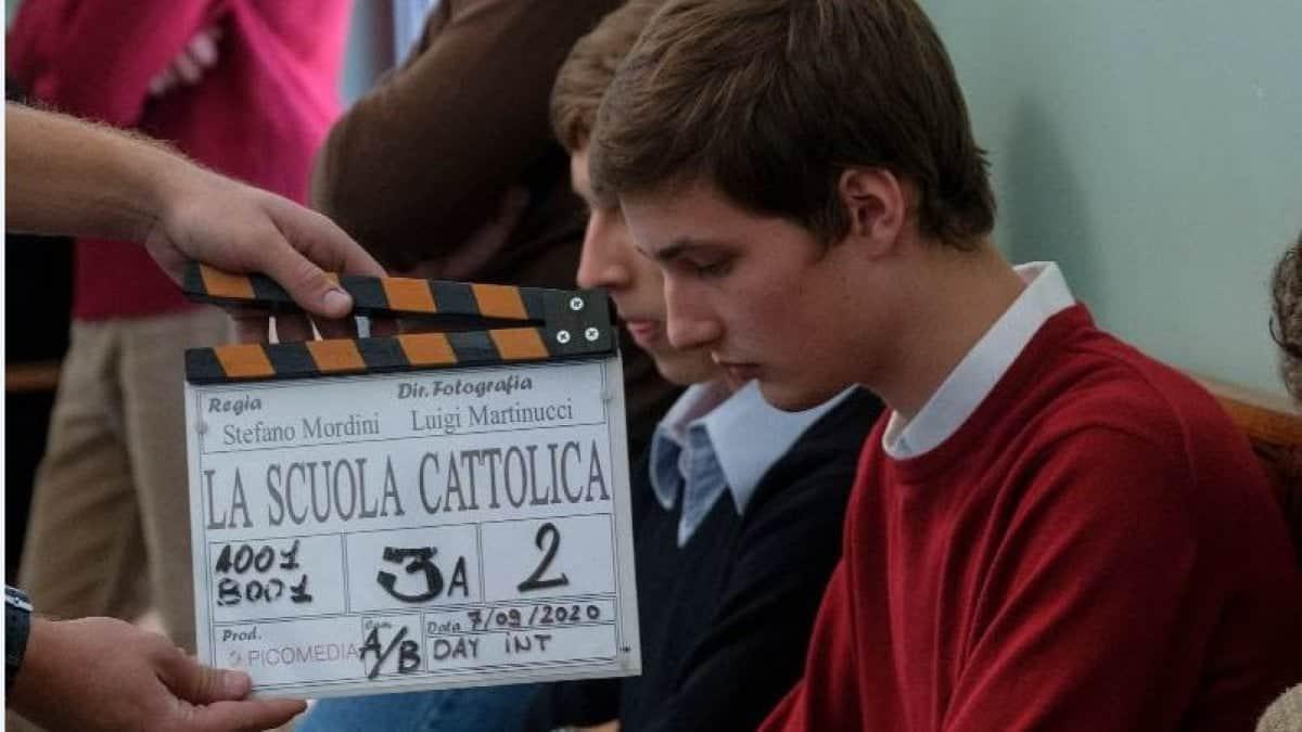 la scuola cattolica stefano mordini