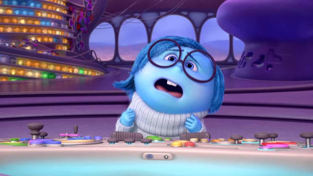 Inside Out (2015) - Walt Disney Pictures, Pixar Animation Studios