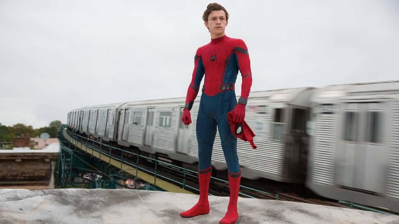 Spider-Man 3: Tom Holland arriva sul set!