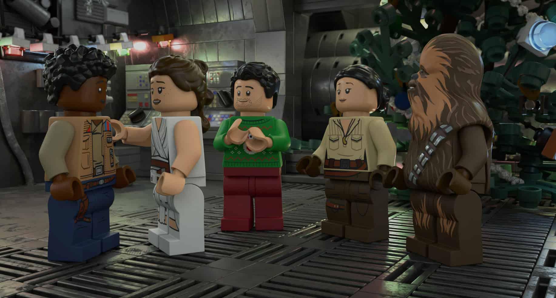 Lego Star Wars recensione