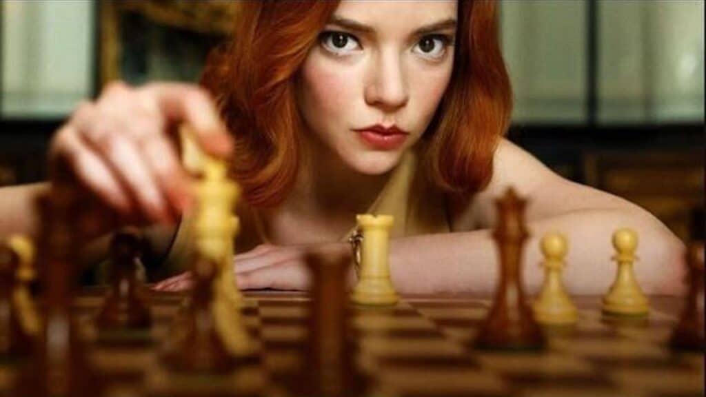 la regina degli scacchi seconda stagione