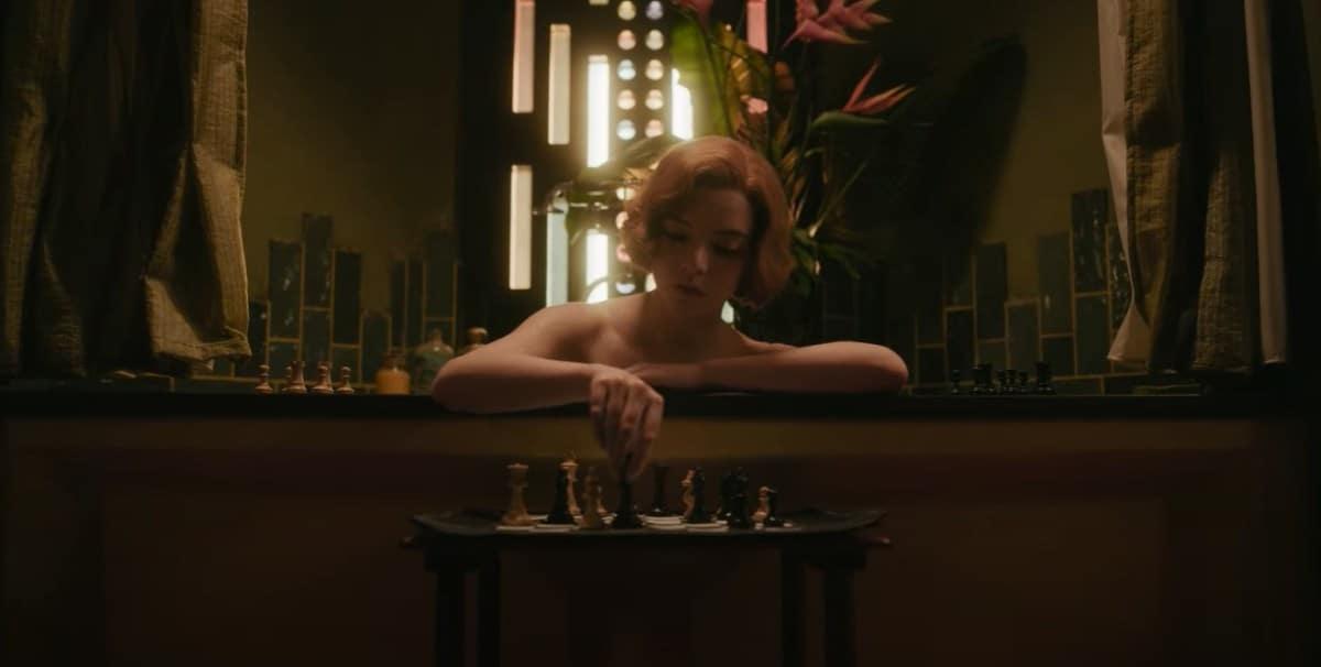 la regina degli scacchi recensione