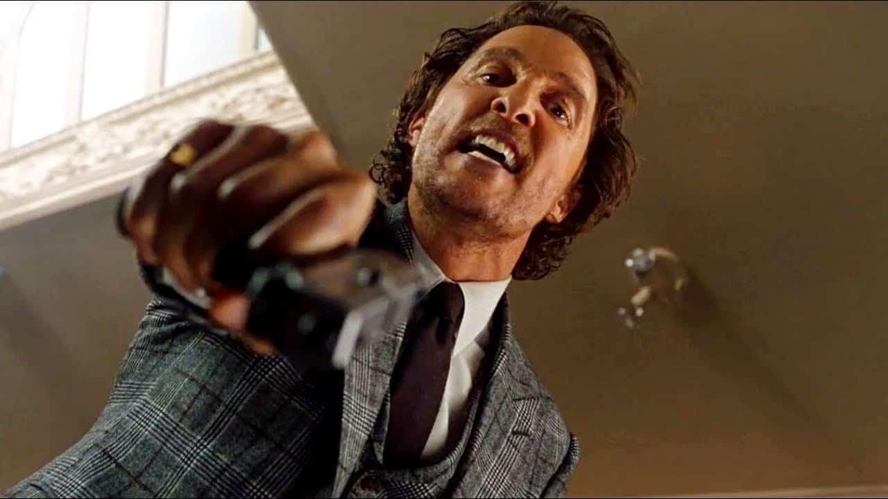The Gentlemen recensione del film con Matthew McConaughey
