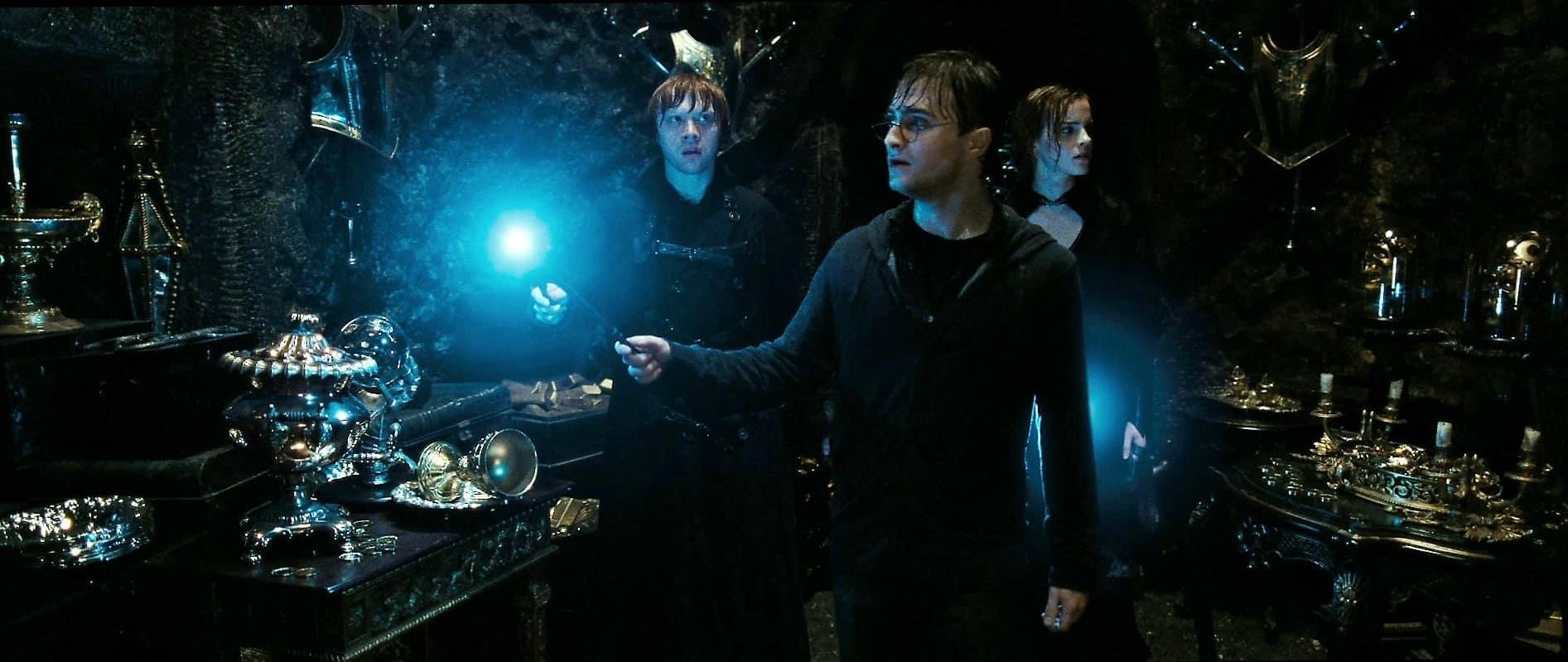 quiz harry potter e i doni della morte parte 2.7