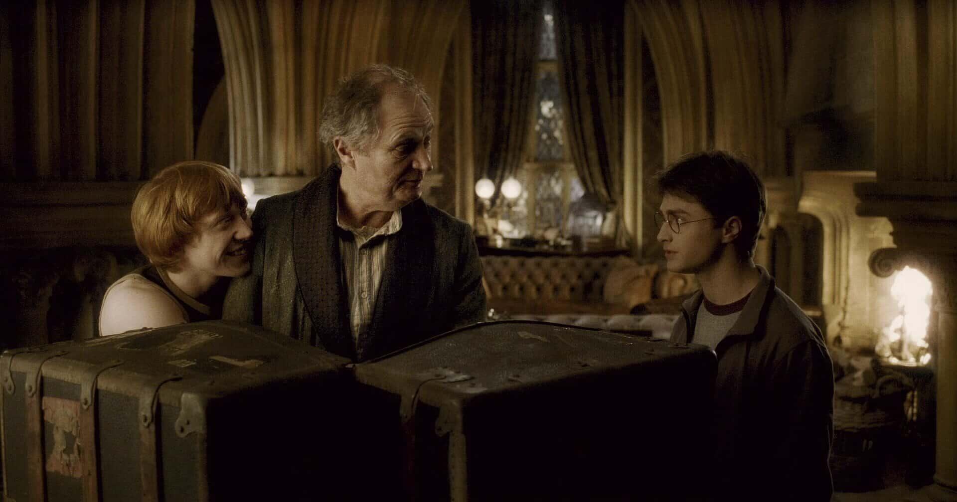 quiz harry potter e il principe mezzosangue 10