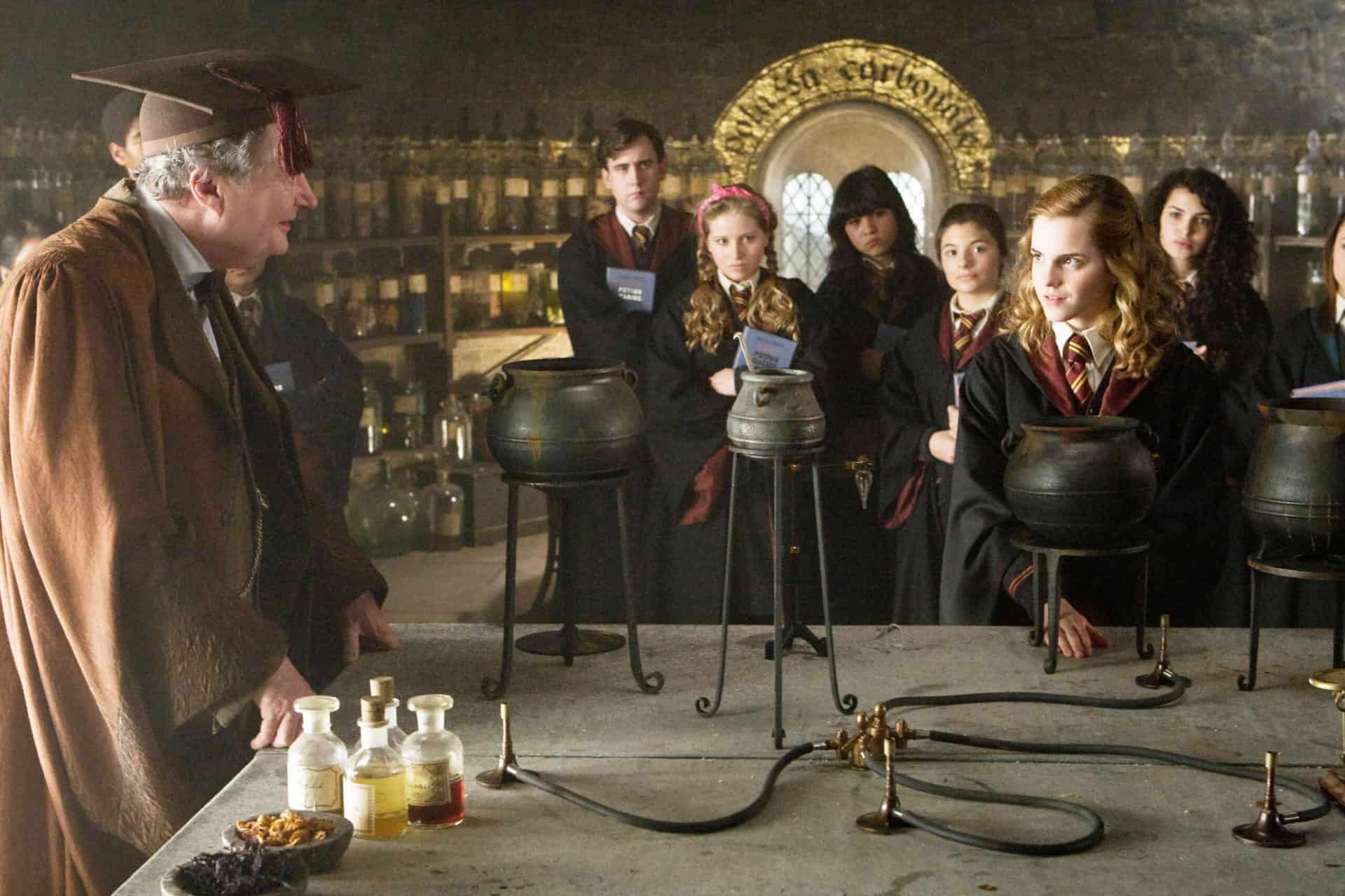 quiz harry potter e il principe mezzosangue 8