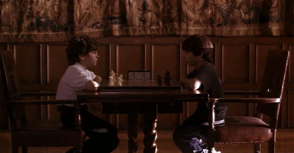 film sugli scacchi