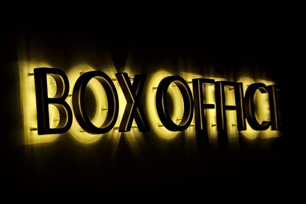 Box Office Hong Kong 2020 Diversificazione