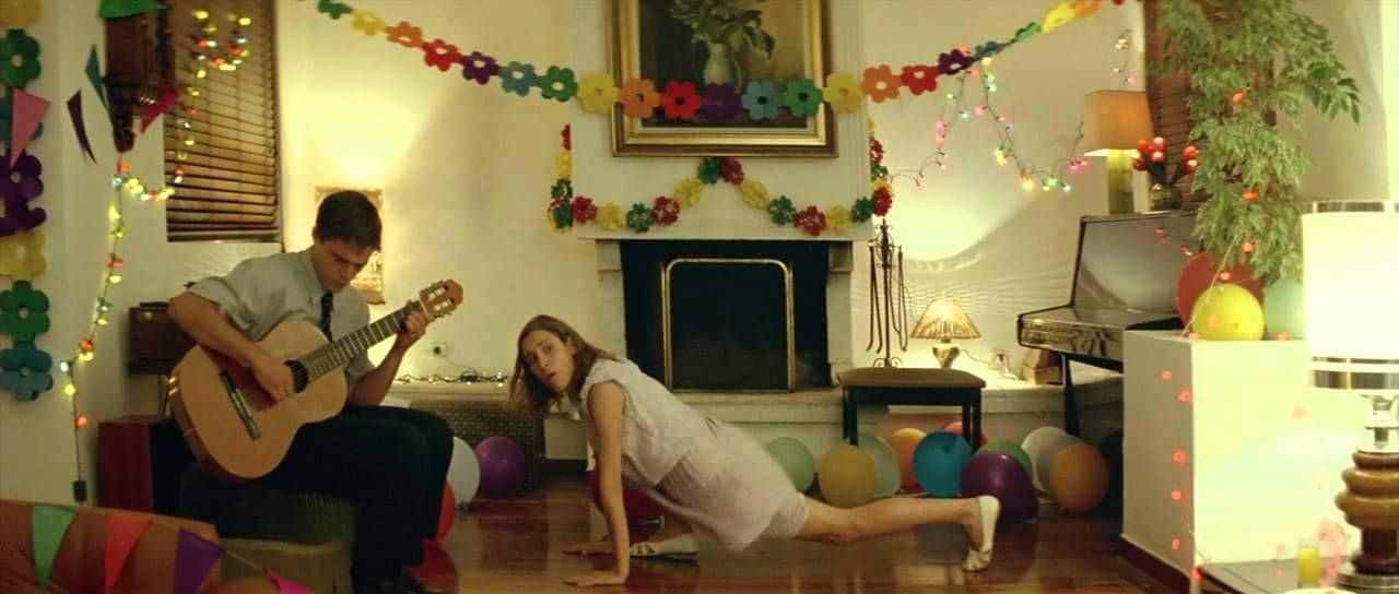 scene danza in film non musical