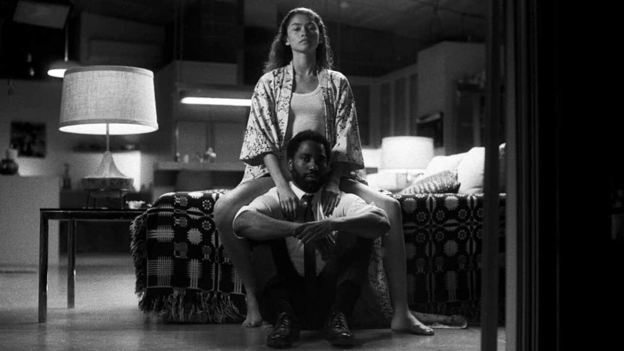 Malcolm & Marie recensione del film con Zendaya