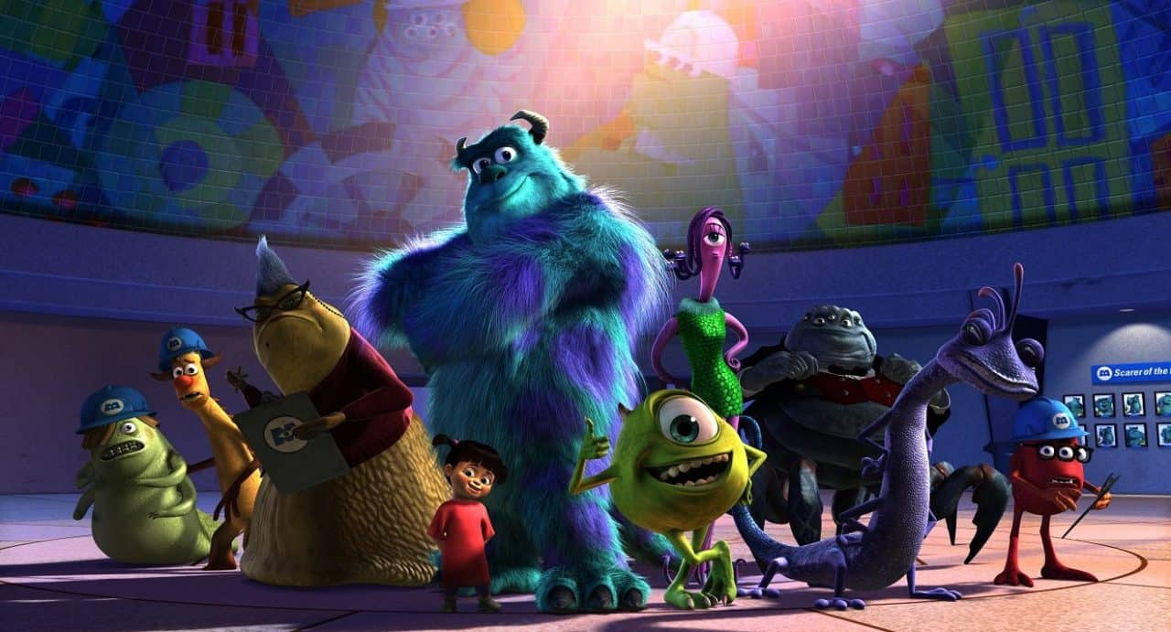 monsters & co serie