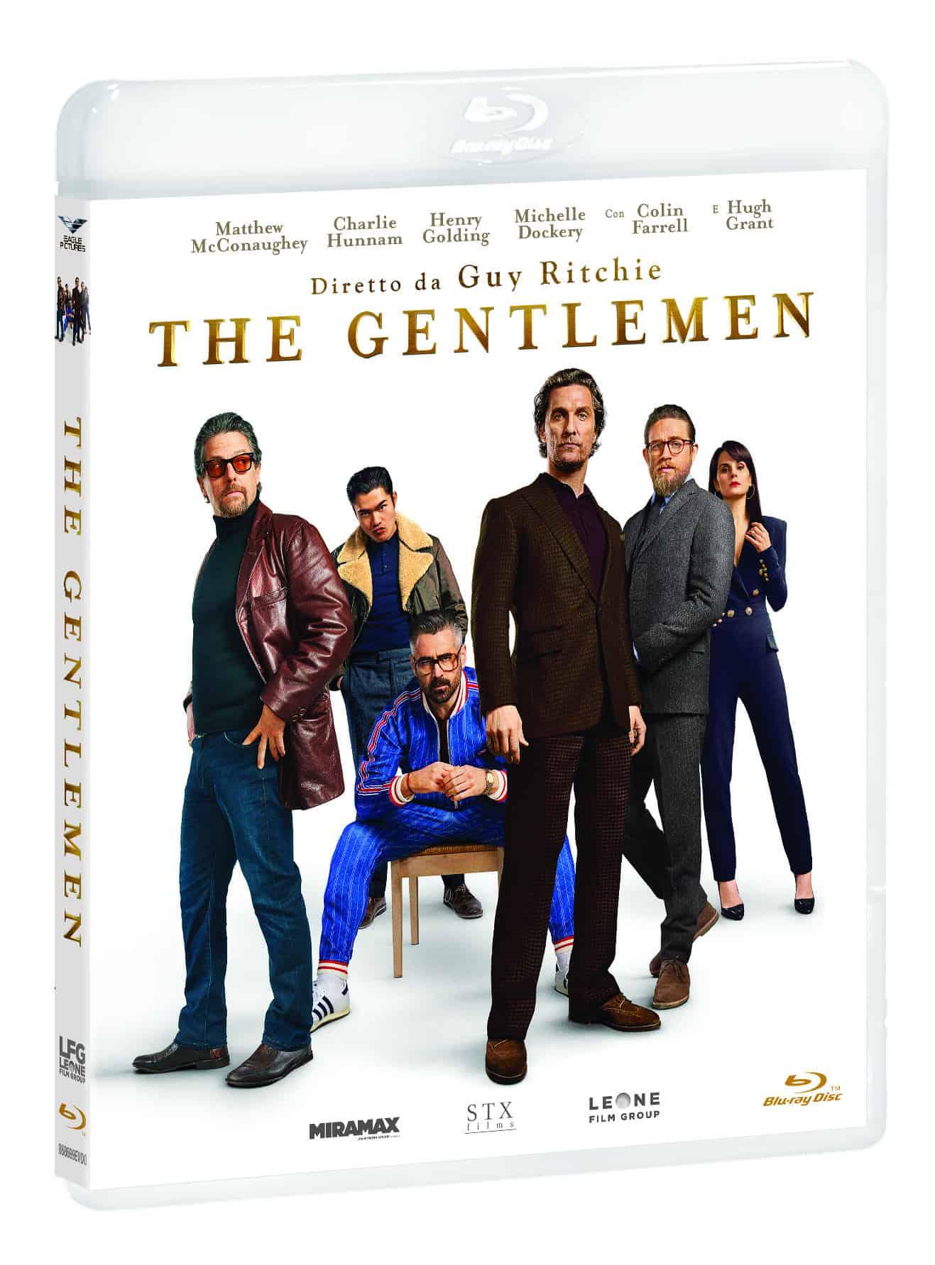 the gentlemen blu-ray homevideo