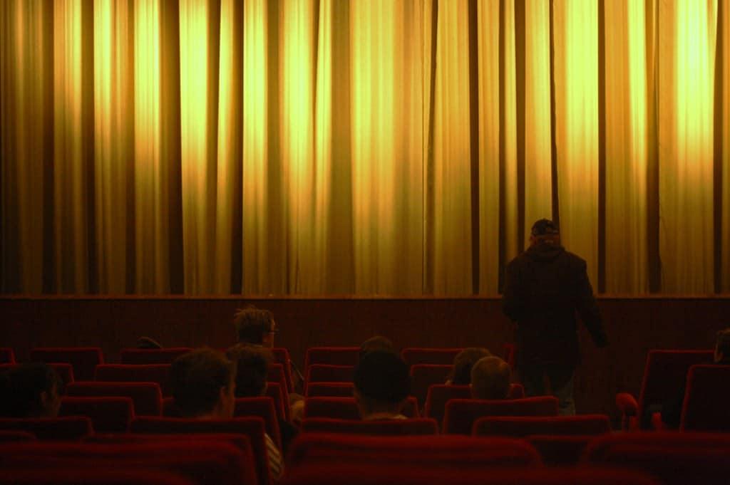 cinema aperto messa