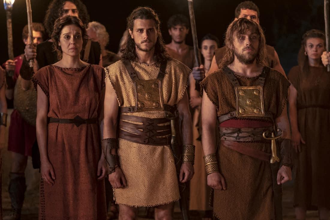 romulus seconda stagione