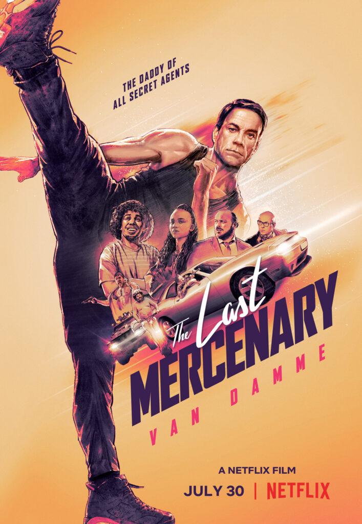 L'ultimo mercenario Netflix