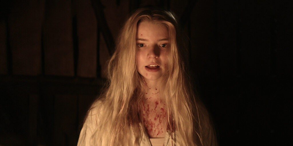 The Witch Anya Taylor-Joy